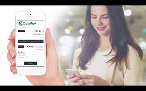CoinPay – Bitcoin Smart Payment app by Bitclub Network