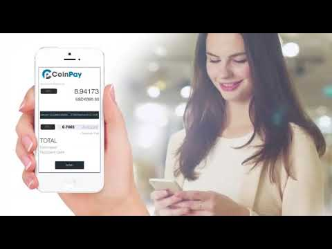 CoinPay - Bitcoin Smart Payment app by Bitclub Network