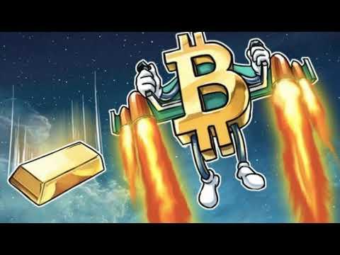 Bitcoin Will Make Gold Global Money Again
