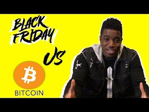 Bitcoin Scam VS Black Friday