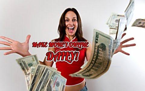 MAKE MONEY ONLINE DAILY WITH LEVEL REWARDS!