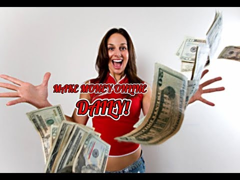 MAKE MONEY ONLINE DAILY WITH LEVEL REWARDS!