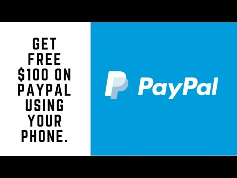 MAKE MONEY ONLINE FROM YOUR PHONE!!- GET $100 FREE ON PAYPAL!!!-2017