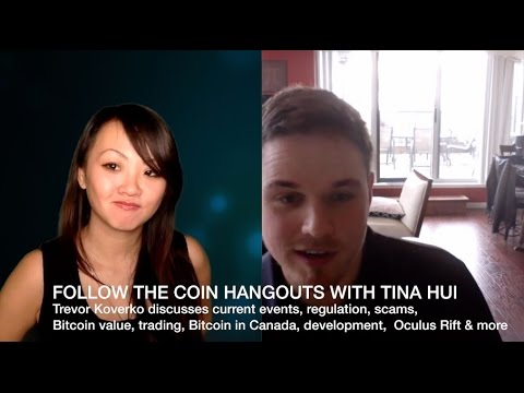 Follow The Coin Hangouts: Real Talk With Trevor Koverko Episode: 2