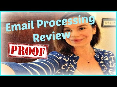 Best Ways To Make Money Online - Work From Home Email Processing For Cash 2017 & 2018 LEGIT