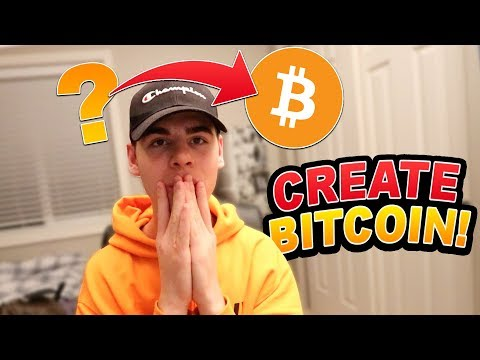 HOW CREATE YOUR OWN CRYPTOCURRENCY (Make Money Online Mining Bitcoin & More Cryptocurrency)