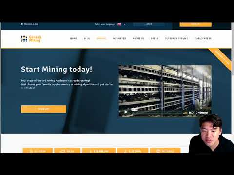 Bitcoin Mining Sites Review - Genesis Mining Scam Or Not?. Genesis Mining Nick