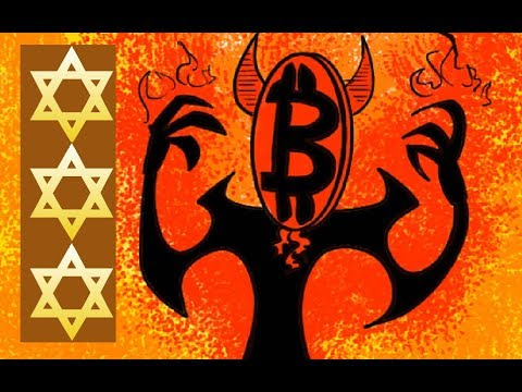 BitCoin New World Order Scam, Israels Right Hand. #PIZZAGATE