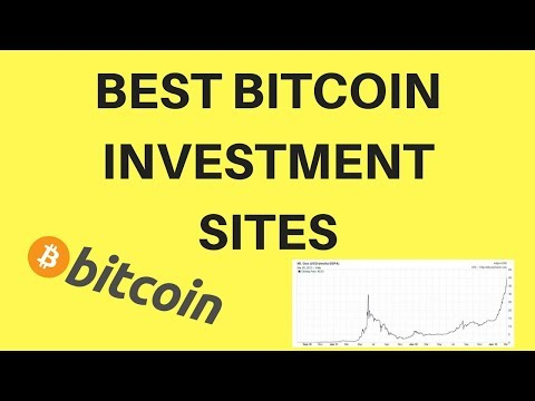 What Are The BEST Bitcoin Investment Sites?