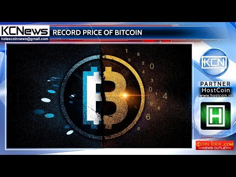 Bitcoin reached $11.000 continues to rise