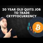 20 Year Old Quits Job To Go Full Time Trading Bitcoin – Interview with Michael Shimeles