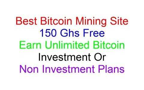 How To Earn Unlimited Bitcoin – Best Bitcoin Mining Site -Make Money Online