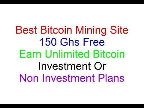 How To Earn Unlimited Bitcoin - Best Bitcoin Mining Site -Make Money Online