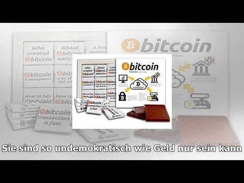 Kryptowährung: risiken und nebenwirkungen des bitcoin