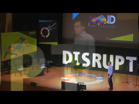 What is Bitcoin   Explained at Disrupt Conference