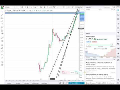 Bitcoin News Update & Technical Analysis December 3, 2017 - Renounce US Citizenship??