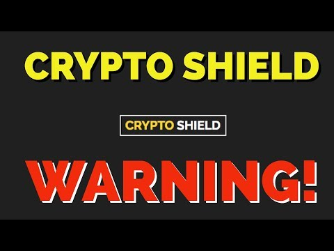 Crypto Shield Review - SCAM WARNING