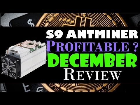 Bitcoin Mining Profitable? | December 2017 REVIEW!