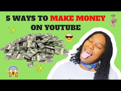 How to MAKE MONEY ONLINE being a youtuber 2018 ! Vlogmas5 GoffMeech