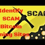 How to identify Bitcoin Mining SCAM Sites ? Explained