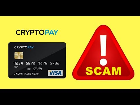 CryptoPay.me is Scam with Proof