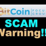 Bitcoin Focus Group Review – SCAM ALERT (New Evidence)