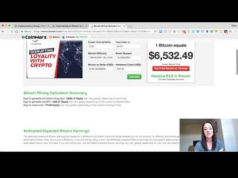 Genesis Mining Tutorial - How To Start Bitcoin Cloud Mining. Genesis Mining Hack