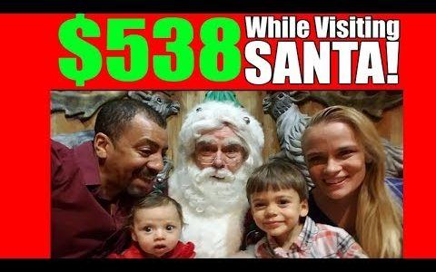 $538 While Visiting Santa Claus? Make Money Online with Assets that Pay 24/7