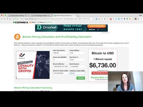 Genesis Mining Tutorial - How To Start Bitcoin Cloud Mining. Hashflare Youtube