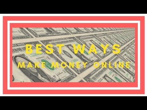 Best way to make money online  | How to make passive income