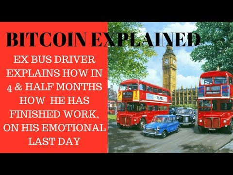 Bitcoin Explained How To Leave Your Job In 5 Months! 2017 - 2018
