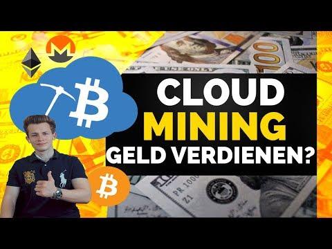 Was ist CLOUD BITCOIN-MINING? und kann ich damit Geld verdienen? Genesis Mining, Hashflare