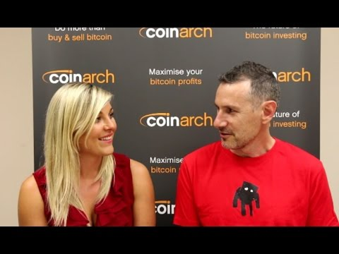 Bitcoin Basics with Coinarch and Chris Mountford - Part 1