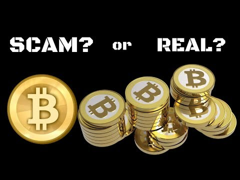 Bitcoin: Cryptocurrency SCAM or Investment Dream?