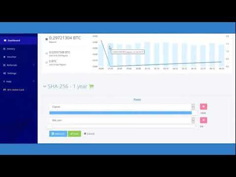 Hashflare How To Setup Pools On Sha-256 Mine Bitcoins.. Hashflare Scam Or Legit