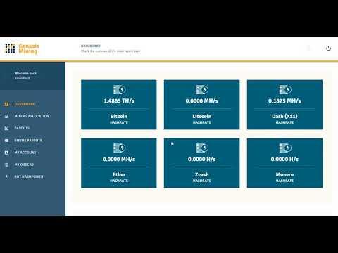 Genesis Mining  Early Bird Bitcoin Mining Plans. Genesis Mining Test