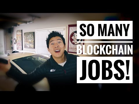 200% Job Growth in Blockchain and Bitcoin? Get On It!