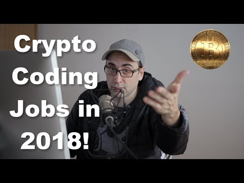 Looking at BlockChain Jobs in 2018