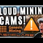 BITCOIN CLOUD MINING SCAMS?!