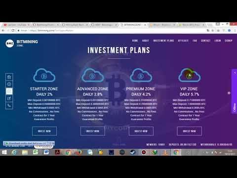 LEGIT Free 0 001 BTC Bitcoin Cloud Mining 2017 BURUAN DAFTAR