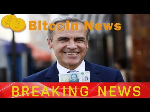 Bitcoin News - Bitcoin's Risks to Financial Stability Don't Worry Mark Carney