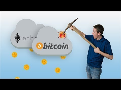Cloud Mining Bitcoin - Scam or $$$$?