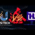 USI Tech vs Hashflare Bitcoin cloud mining is a scam?