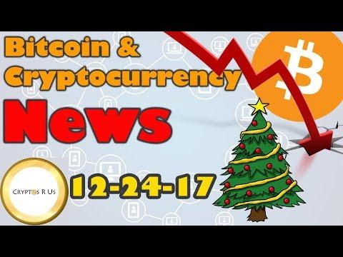 CHRISTMAS CORRECTION [Repeat?]  - Bitcoin and Cryptocurrency News 12/24