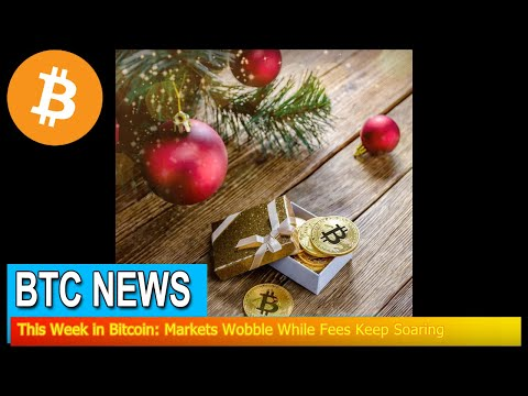 BTC News - This Week in Bitcoin: Markets Wobble While Fees Keep Soaring
