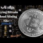 New High Paying Bitcoin Cloud Mining Site!! BitHash!!(November 2017)