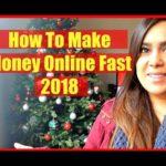 How To Make Legit Money Online Fast – Best Legit Ways To Make Money Online Fast 2018