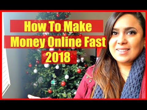 How To Make Legit Money Online Fast - Best Legit Ways To Make Money Online Fast 2018