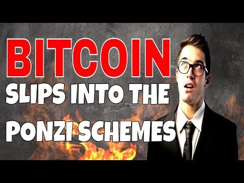 Bitcoin in a Ponzi/Pyramid Scheme | Leocoin, Onecoin Chain Marketing Scam