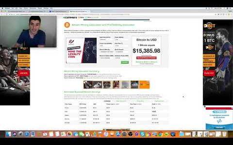 Is Bitcoin Mining Still Profitable Genesis Mining ROI vs Hashflare ROI And Payout Cloud mining